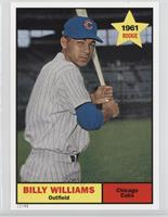 Billy Williams [Noted] #/49