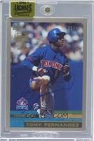 Tony Fernandez (2000 Topps) /16 [ENCASED]