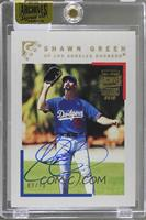 Shawn Green (2000 Topps Gallery) /10 [ENCASED]