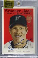 Jeff Conine (2004 Topps Cracker Jack) [BuyBack] #/52