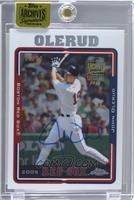 John Olerud (2005 Topps Chrome Update & Highlights) /10 [Buy Back]