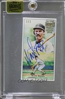 Wade Boggs (2011 Topps Kimball Champions Mini) /1 [ENCASED]