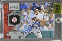 Wade Boggs (2013 Topps Chasing History) /1 [ENCASED]