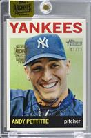 Andy Pettitte (2013 Heritage) [Buy Back] #/13