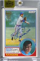Bucky Dent (1983 O-Pee-Chee) [Buy Back] #/45