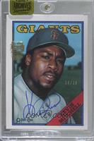 Kevin Mitchell (1988 O-Pee-Chee) [BuyBack] #/38