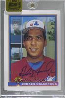 Andres Galarraga (1991 Bowman) /19 [BuyBack]