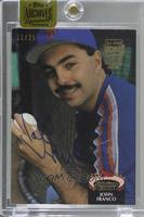 John Franco (1992 Stadium Club) /25 [Buy Back]