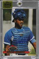 Carlos Delgado (1993 Topps Stadium Club) /10 [Buy Back]