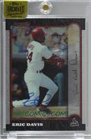 Eric Davis (1999 Bowman Chrome) /13 [Buy Back]