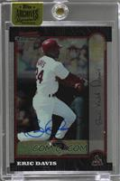 Eric Davis (1999 Bowman Chrome) /13 [ENCASED]