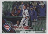 Kyle Schwarber (Waving from Dugout) #/99