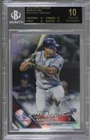 Gary Sanchez [BGS 10 BLACK LABEL]