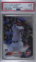 Kyle Schwarber (Batting) [PSA 9 MINT]