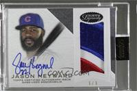 Jason Heyward /5 [ENCASED]