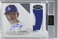 Julio Urias /5 [ENCASED]