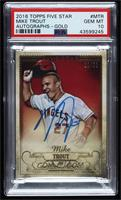 Mike Trout /50 [PSA 10 GEM MT]