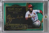 Ozzie Smith /15