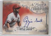 Ozzie Smith #/25