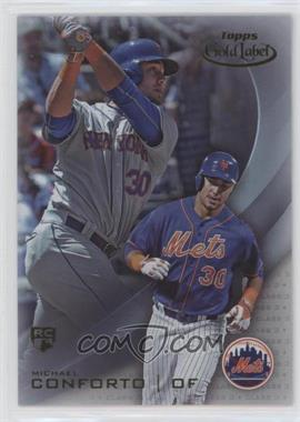 2016 Topps Gold Label - [Base] - Class 3 #68 - Michael Conforto
