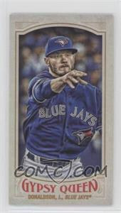 2016 Topps Gypsy Queen - [Base] - Mini #78.1 - Josh Donaldson (Base)