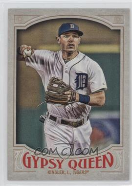 2016 Topps Gypsy Queen - [Base] #177 - Ian Kinsler