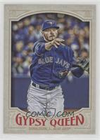Josh Donaldson (Base - Throwing Front)