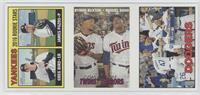 Greg Bird, James Pazos, Byron Buxton, Miguel Sano, Los Angeles Dodgers Team