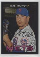 Matt Harvey #/67