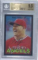 Mike Trout /67 [BGS 9.5]