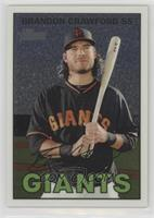 Brandon Crawford /999