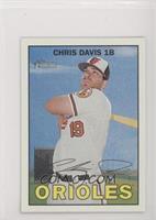 Chris Davis #/100