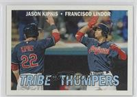 Francisco Lindor, Jason Kipnis