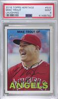 Mike Trout (Smiling) [PSA 9 MINT]