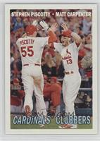 Stephen Piscotty, Matt Carpenter