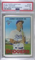 Corey Seager [PSA10GEMMT]