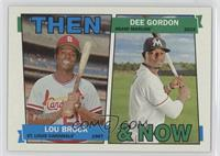 Lou Brock, Dee Gordon