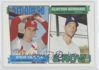 Steve Carlton, Clayton Kershaw