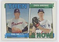 Phil Niekro, Zack Greinke