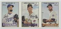 Dillon Gee, Ryan Vogelsong, Tyler Chatwood