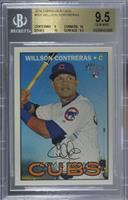 Willson Contreras [BGS 9.5 GEM MINT]