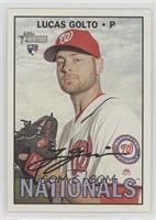 Lucas Giolito (Spelled Golto on Front)
