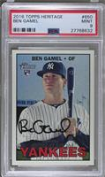 Ben Gamel [PSA 9 MINT]
