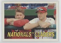 Bryce Harper, Max Scherzer