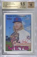 Noah Syndergaard [BGS9.5GEMMINT] #/67