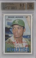 Reggie Jackson /67 [BGS9.5]
