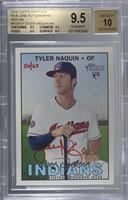 Tyler Naquin [BGS9.5GEMMINT] #/67