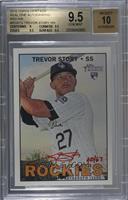 Trevor Story /67 [BGS9.5GEMMINT]