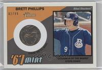 Brett Phillips /99