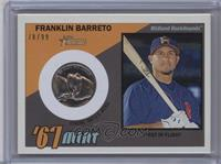 Franklin Barreto /99